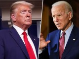 """Trump-Biden cạnh tranh """"nảy lửa"""", lấy Covid-19 làm tâm điểm chiến dịch"""