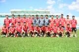 U17 Long An tập trung chuẩn bị cho giải U17 Quốc gia