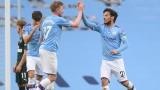 """Vòng 34 Ngoại hạng Anh: Liverpool và Man City """"ca khúc khải hoàn"""""""