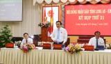 Kỳ họp thứ 21, HĐND tỉnh khóa IX: Thảo luận giải pháp khôi phục phát triển kinh tế - xã hội
