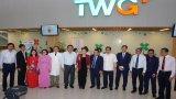 Chủ tịch Quốc hội - Nguyễn Thị Kim Ngân đến chúc mừng và tham quan Bệnh viện sản nhi TWG Long An