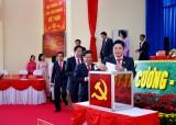 Tập trung lãnh đạo đại hội Đảng các cấp, tiến tới Đại hội đại biểu Đảng bộ tỉnh Long An lần thứ XI