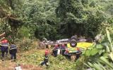Xe khách gặp nạn trên đèo, ít nhất 5 người chết ở Kon Tum