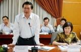 Khởi tố bị can đối với cựu Bộ trưởng Bộ Công Thương - Vũ Huy Hoàng