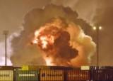 Trung Quốc: Nổ nhà máy xử lý chất thải, 17 người bị thương