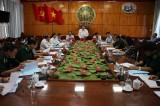 Thông qua nội dung, nhân sự Đại hội đại biểu Đảng bộ Bộ đội Biên phòng