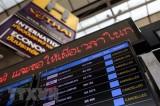 Thái Lan tạm thời cấm các nhà ngoại giao nước ngoài nhập cảnh