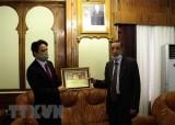 Việt Nam tăng cường hợp tác với Algeria về lưu trữ thông tin