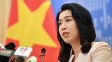 Việt Nam lên tiếng về lập trường của Mỹ với các yêu sách ở Biển Đông