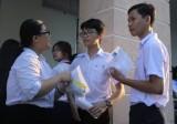 Thí sinh Long An chính thức bước vào Kỳ thi tuyển sinh lớp 10