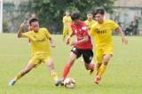 U17 Long An tạm xếp thứ 3 sau 3 lượt trận