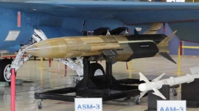Tên lửa ASM-3. Ảnh: Defense Blog