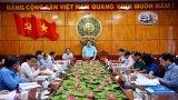 Thông qua văn kiện Đại hội Đảng bộ huyện Thạnh Hóa nhiệm kỳ 2020-2025