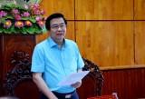 Thông qua nội dung, nhân sự Đại hội Đại biểu Đảng bộ huyện Cần Đước nhiệm kỳ 2020-2025