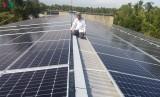 Mô hình điện mặt trời mái nhà đem lại hiệu quả cao ở Tiền Giang