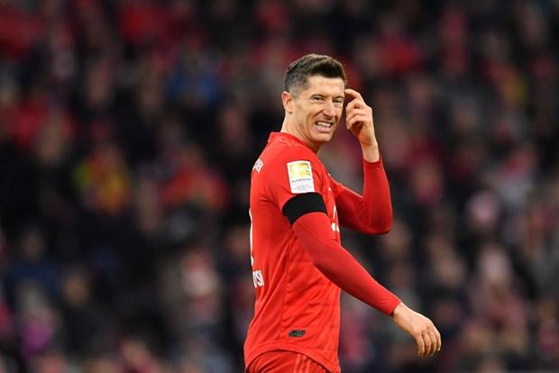 Tiếc cho Lewandowski khi mà giải thưởng Quả bóng Vàng bị hủy. (Nguồn: Getty Images)