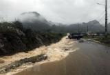 Vùng núi Bắc Bộ mưa to, nguy cơ xảy ra lũ quét và sạt lở đất