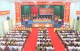 Phiên trù bị Đại hội đại biểu Đảng bộ huyện Tân Thạnh lần thứ X, nhiệm kỳ 2020-2025