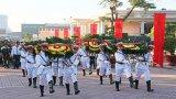 Long An: Viếng nghĩa trang liệt sĩ nhân kỷ niệm 73 năm Ngày Thương binh - Liệt sĩ