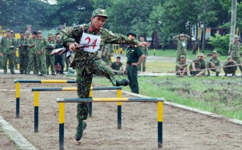 Đua tài thể dục, thể thao quốc phòng