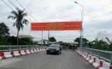 Cầu Vuông - công trình ý nghĩa chào mừng Đại hội Đảng bộ huyện Châu Thành