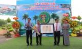 Long An: Khu lưu niệm truyền thống Tiểu đoàn 261-Giron được xếp hạng di tích cấp tỉnh