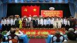 Ông Võ Thành Trí tái đắc cử Bí thư Huyện ủy Vĩnh Hưng lần thứ XI, nhiệm kỳ 2020 - 2025