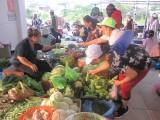 Giá rau, củ, quả tăng cao, nông dân phấn khởi