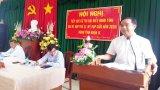 Phó Bí thư Thường trực Tỉnh ủy Long An – Nguyễn Văn Được tiếp xúc cử tri Bến Lức