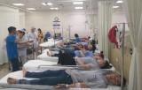 Cần Thơ: Khẩn trương cấp cứu 67 công nhân bị ngộ độc khí gas NH3