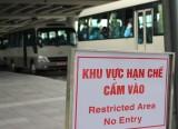 240 công dân Việt Nam từ Singapore về nước được cách ly tại Tiền Giang