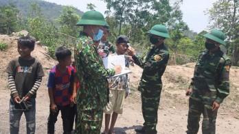 Bộ Tư lệnh Biên phòng lập 8 đoàn kiểm tra cấp tốc các tuyến biên giới