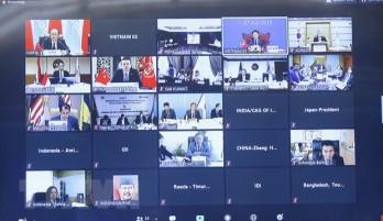 Khai mạc Cuộc họp trực tuyến Ban điều hành ASOSAI lần thứ 55