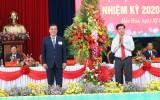 Mộc Hóa khai mạc Đại hội Đại biểu Đảng bộ huyện lần thứ XII, nhiệm kỳ 2020-2015