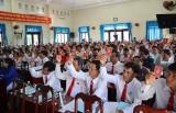 Khai mạc Đại hội đại biểu Đảng bộ huyện Thủ Thừa, lần thứ XII, nhiệm kỳ 2020-2025