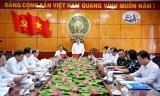 Góp ý thông qua nội dung, nhân sự Đại hội Đại biểu huyện Tân Hưng, nhiệm kỳ 2020-2025