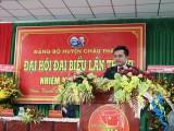 Khai mạc Đại hội Đại biểu Đảng bộ huyện Châu Thành lần thứ XI, nhiệm kỳ 2020 - 2025