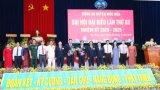 Ông Dương Văn Tuấn tái đắc cử Bí thư Huyện ủy Mộc Hóa nhiệm kỳ 2020-2025