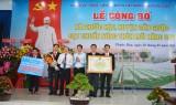 Phước Hậu đạt chuẩn xã nông thôn mới nâng cao