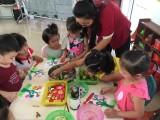 Để trẻ em có tuổi thơ an  toàn