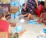 Cần Giuộc: Bắt 17.500 khẩu trang y tế không rõ nguồn gốc