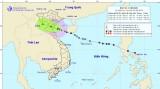Bão số 2 giật cấp 10, khả năng đổ bộ các tỉnh từ Ninh Bình đến Nghệ An