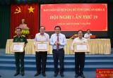 Thị xã Kiến Tường: Đảng bộ nhiều năm liền hoàn thành xuất sắc nhiệm vụ