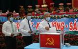 41 đồng chí được bầu vào Ban Chấp hành Đảng bộ thị xã Kiến Tường nhiệm kỳ 2020 - 2025