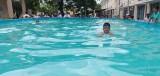Tân Trụ: Kiểm tra lớp phổ cập bơi cho học sinh Tiểu học và THCS