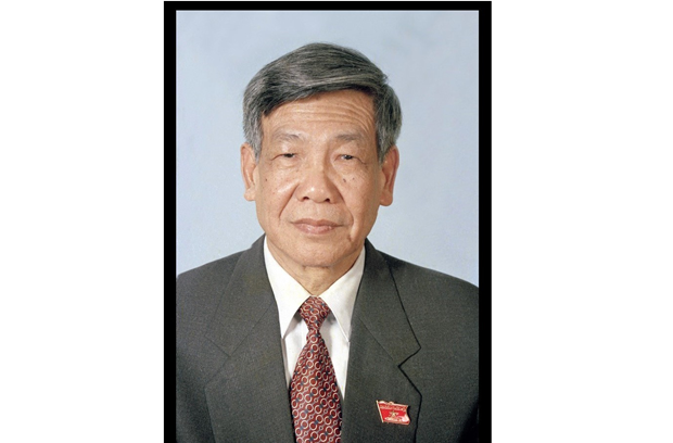 Former General Secretary of the Communist Party of Vietnam Le Kha Phieu (Photo: VNA)