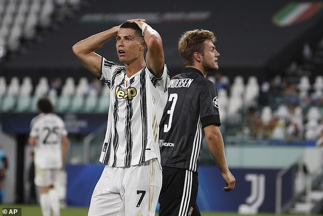 ...nhưng không đủ giúp Juventus đi tiếp