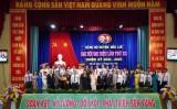 Long An: Ông Trần Hoàng Nhân tái đắc cử Bí thư Huyện ủy Bến Lức
