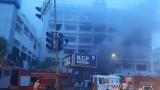 Cháy lớn tại cơ sở điều trị Covid-19 ở Ấn Độ, 7 người thiệt mạng