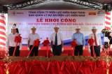 Khởi công Trạm 110kV Hựu Thạnh 2 và đường dây đấu nối tỉnh Long An